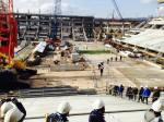 Gamba Osaka's new arena